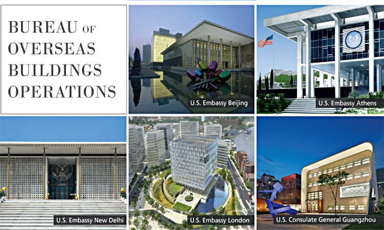 The Bureau of Overseas Buildings Operations (OBO) directs the worldwide overseas building program for the Department of State and the U.S. Government community serving abroad.