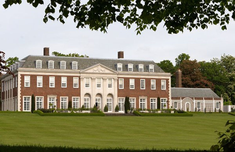 Us Ambassador S Residence In London Winfield House