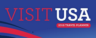 Visit USA 2016 travel planner