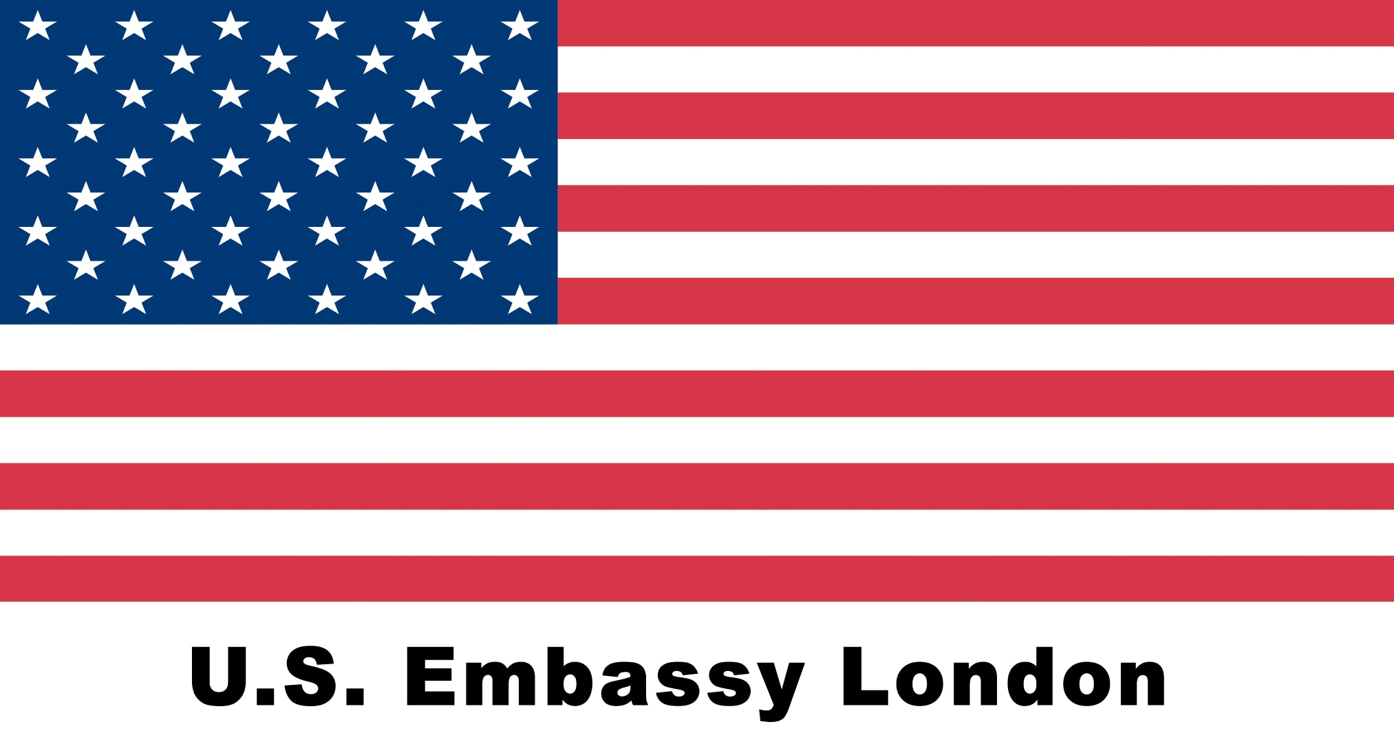 Official Embassy and US State Department graphics