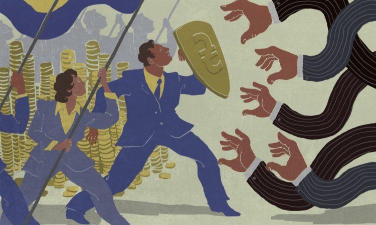 Fighting corruption in Ukraine