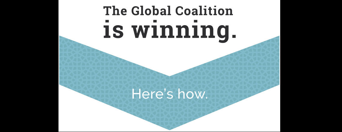 Global Coalition against ISIS meets in Washington