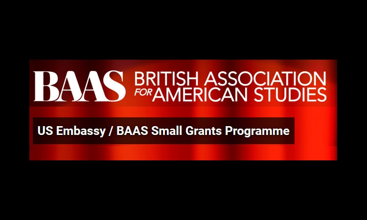 BAAS Small Grants Programme 2018
