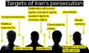 Targets of Iran's Persecution
