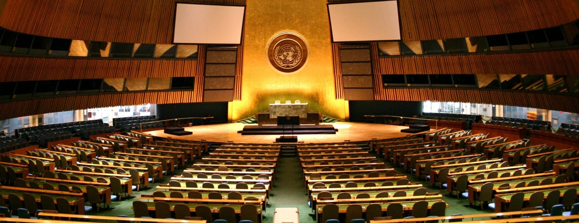 The U.S. at the 73rd Session of the United Nations General Assembly (updated)