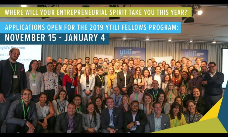 YTILI Fellowship 2019